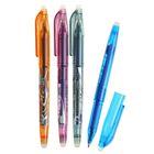 Ручка шариковая ПИШИ-СТИРАЙ 0,5мм стержень синий корпус тонированный МИКС