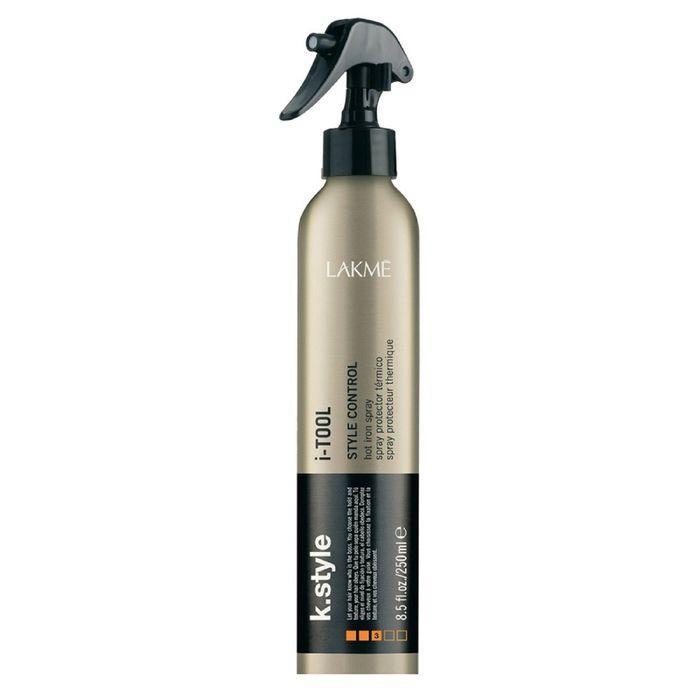 LAKME K.Style i-TOOL - Спрей для волос термозащитный сильной фиксации, 250 мл