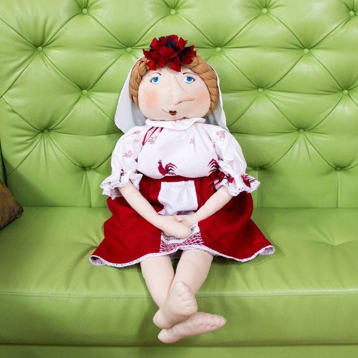 """Кукла текстильная """"Марья"""""""