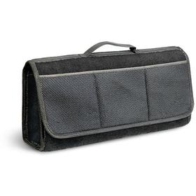Органайзер в багажник AUTOPROFI TRAVEL ORG-20 BK, ковролиновый, 50х13х20см, цвет чёрный