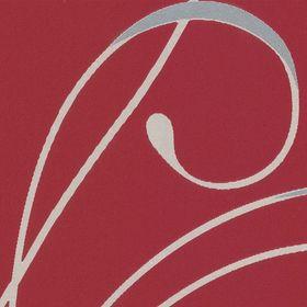 Обои флизелиновые 11-152-09 Swirl, красные, 1.06 × 10 м