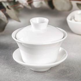 {{photo.Alt    photo.Description    'Чаша заварочная «Гайвань», 120 мл, цвет белый'}}