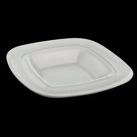 Plate deep 19.5 cm.
