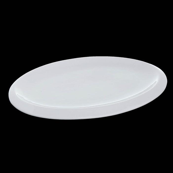 Блюдо овальное 30 см - фото 308066870