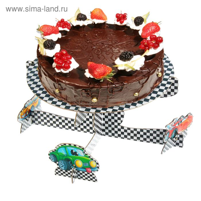 """Stand the cake for """"Most cool"""" cars"""