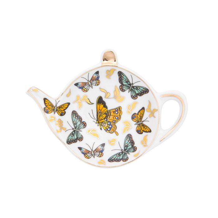 Подставка под чайные пакетики «Бабочки»
