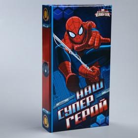 """Фотоальбом """"Наш супергерой"""", Человек-паук, 300 фото"""