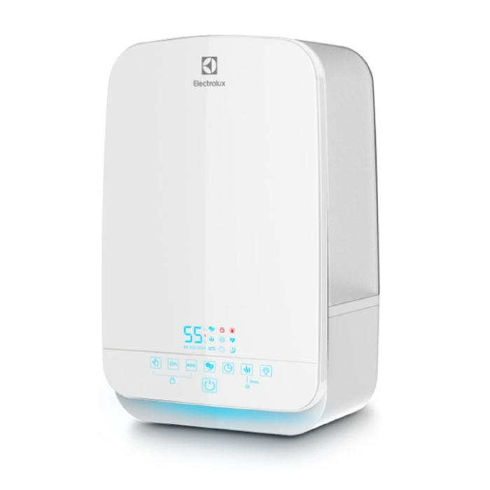 Увлажнитель Electrolux EHU-3315D, ультразвуковой, 5 режимов, 45 кв.м, 5.5 л