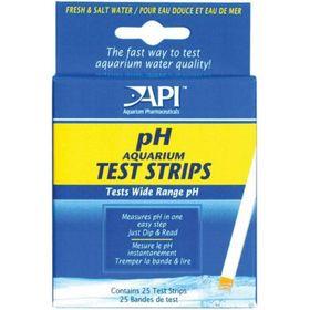 """Полоски API """"pH Аквариум Тест Стрипс"""" -  для определения уровня pH в аквариумной воде"""
