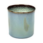 "Салатник ""Цилиндр"" керамика, d=7,5, h=7,5 см, серый - фото 151264641"