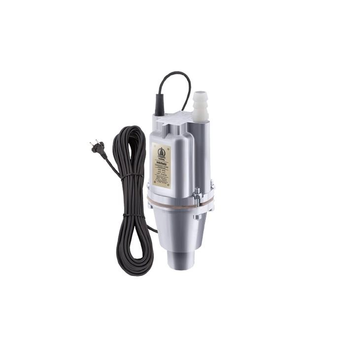 Насос вибрационный МАЛЫШ кабель 40м/с защитой, ниж.забор (Qmax=25л/мин.; Нmax=60м.)