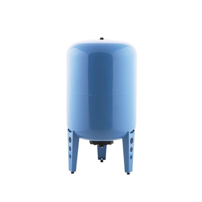 Гидроаккумулятор Джилекс, для систем водоснабжения, вертикальный, пластиковый фланец, 10 л - фото 14644