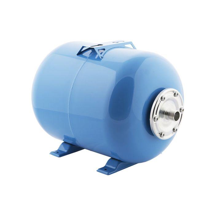 Гидроаккумулятор Джилекс, для систем водоснабжения, горизонтальный, 50 л - фото 14638