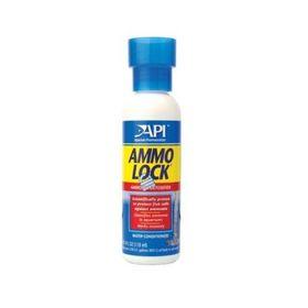 """Кондиционер API """"АммоЛок""""  -  для аквариумной воды Ammo-Lock, 118 мл"""