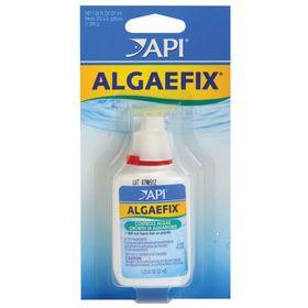"""Средство API """"Альджефикс"""" -  для борьбы с водорослями в аквариумах, 118 мл"""