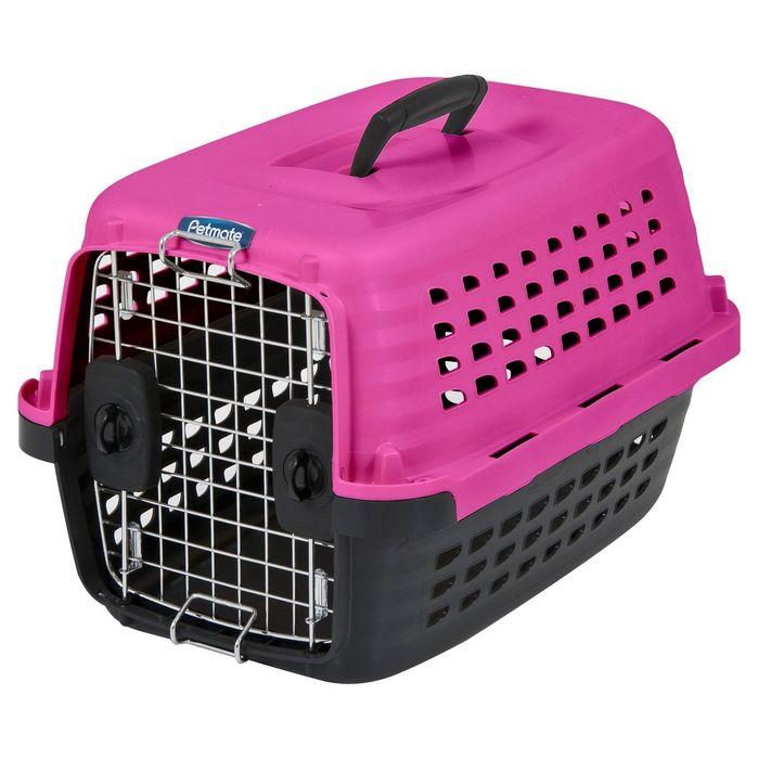 Переноска для домашних животных Petmate