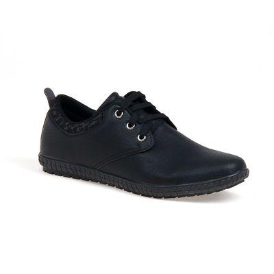 Ботинки мужские, размер 45, цвет чёрный (арт. 935-2)