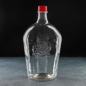 """Бутылка стеклянная 4,5 л """"Ровоам"""""""