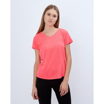 Спортивная футболка ONLITOP Summer pink размер 42-44, цвет розовый