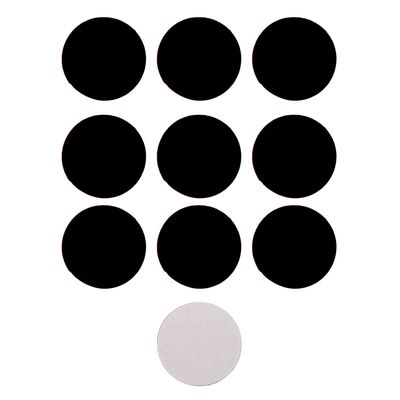 Магнит на клеевой основе «Круг», d=3 см , 10 шт.
