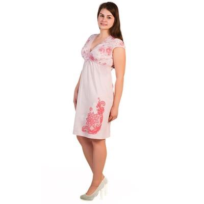Сорочка женская 105 МИКС, р-р 50