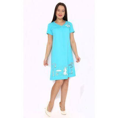 Сорочка женская 103 МИКС, р-р 48