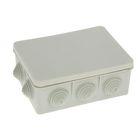Коробка распределительная HEGEL КР2607, 190x110x70 мм, IP55, для открытой установки
