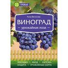 Виноград. Урожайная лоза (нов.оф)