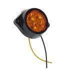 Фонарь габаритный светодиодный, оранжевый, 12В