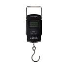 Весы электронные безмен LuazON LV-505, до 50 кг, чёрные