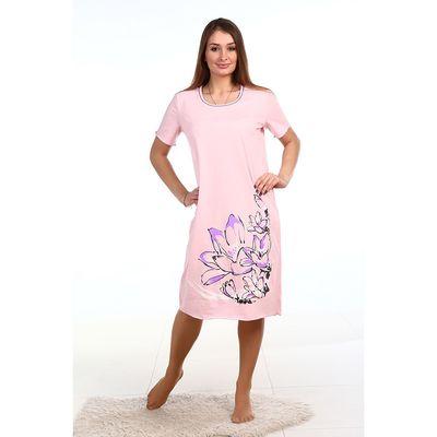 Сорочка женская НС191 МИКС, размер 54