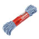 Шнур высокопрочный d=4 мм, длина 20 м, цвет МИКС