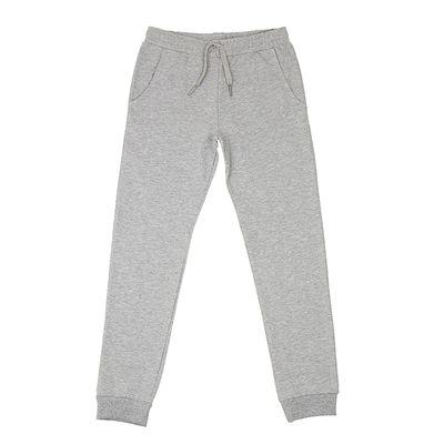 Брюки для мальчика, рост 146-152 см, цвет серый меланж 129-М