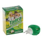 Комплект Тайга, фумигатор + инсектицидные пластины от комаров, 10 шт