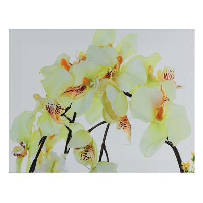 "Картина на подрамнике ""Ветка орхидеи"""