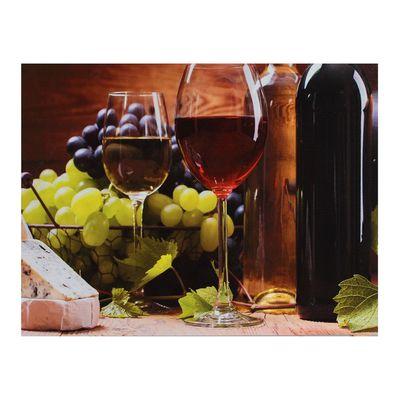 """Картина на подрамнике """"Виноградный урожай"""""""