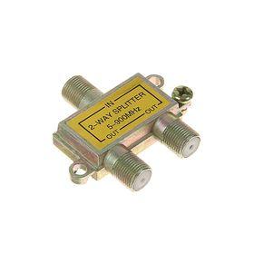 Сплиттер 'Сигнал' 2-WAY, 5-900 МГц, 2 ТВ Ош