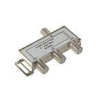 Сплиттер Сигнал 3-WAY 5-1000МГц, 3 ТВ, 5-1000 МГц