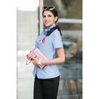 Рубашка женская 8052б, размер 48, рост 164 см, цвет голубой