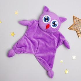 Игрушка для новорождённых «Совушка»