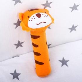 Мягкая игрушка с пищалкой «Тигр»