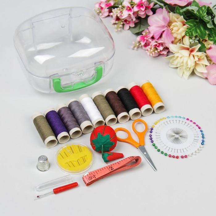 Набор для шитья, 17 предметов