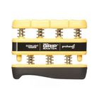 Тренажер для пальцев рук PROHANDS GRIPMASTER GM-14000 очень легкий, желтый