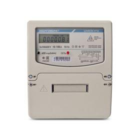 Счетчик ЦЭ-6803В 1, 3ф, 10-100 А, 1 класс точности, однотарифный