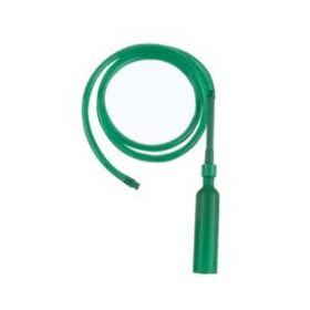 Сифон для аквариума,зелёный