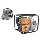 Мотопомпа Carver CGP 6080, 4Т, 5.2 кВт/7 л.с., 210 см3, 1000 л/мин, глубина 7 м