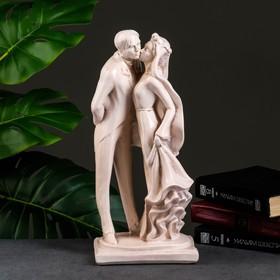 """Фигура """"Свадьба №2"""" состаренная 17х14х38см"""