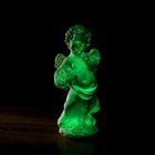Статуэтка светящаяся «Ангел с цветами», малая
