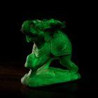 Садовая фигура светящаяся «Индийский слон с накидкой»