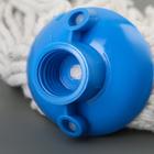 Насадка для швабры верёвочная, х/б, 140 гр, цвет МИКС - фото 1712590